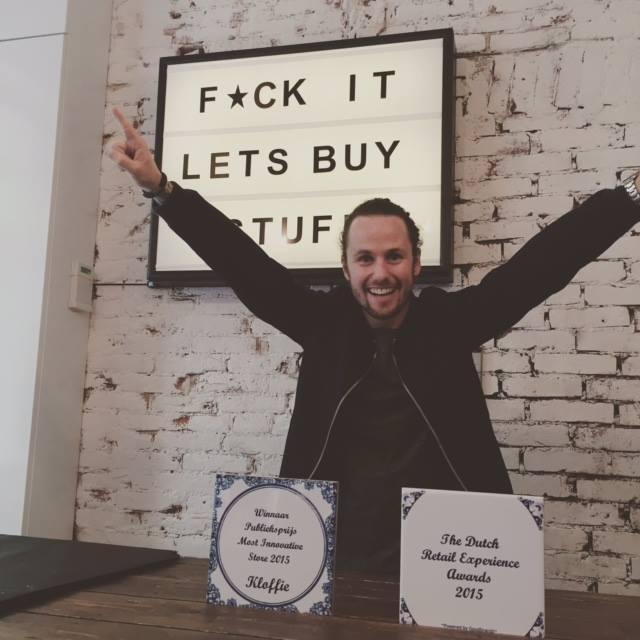 dutch retail experience awards