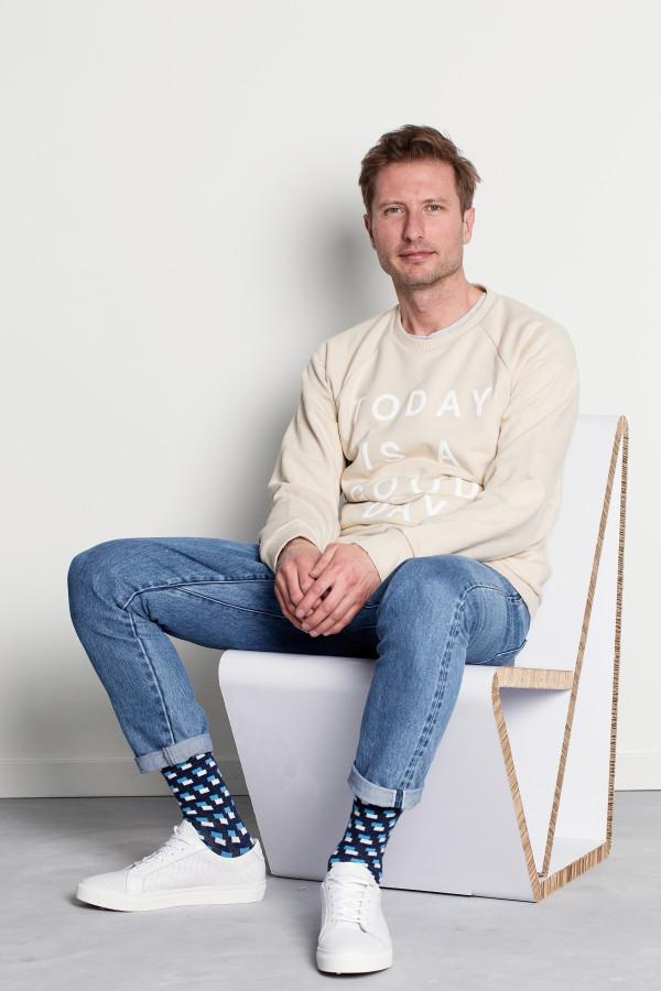 Een interview met Dirk Vis: over duurzaam ondernemerschap en het verhaal van de vermiste sok