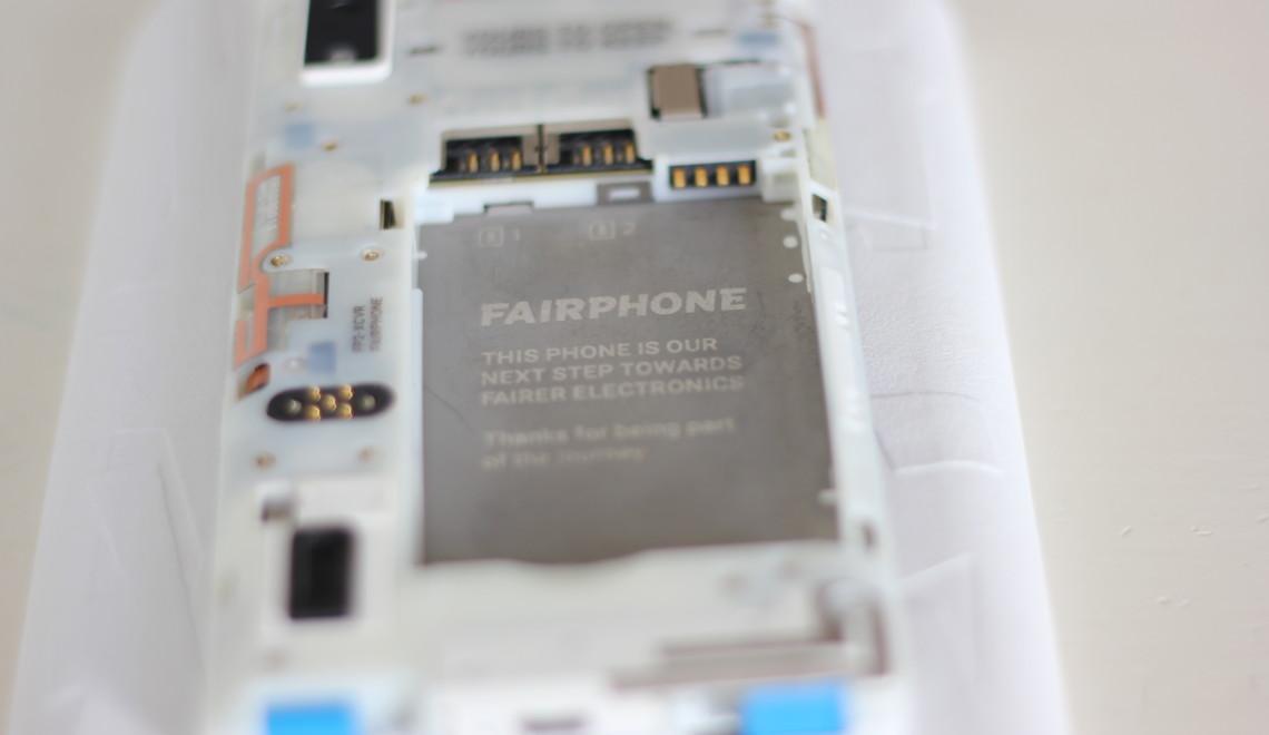 Dit zijn de vijf duurzame aspecten van de Fairphone 2 + een review