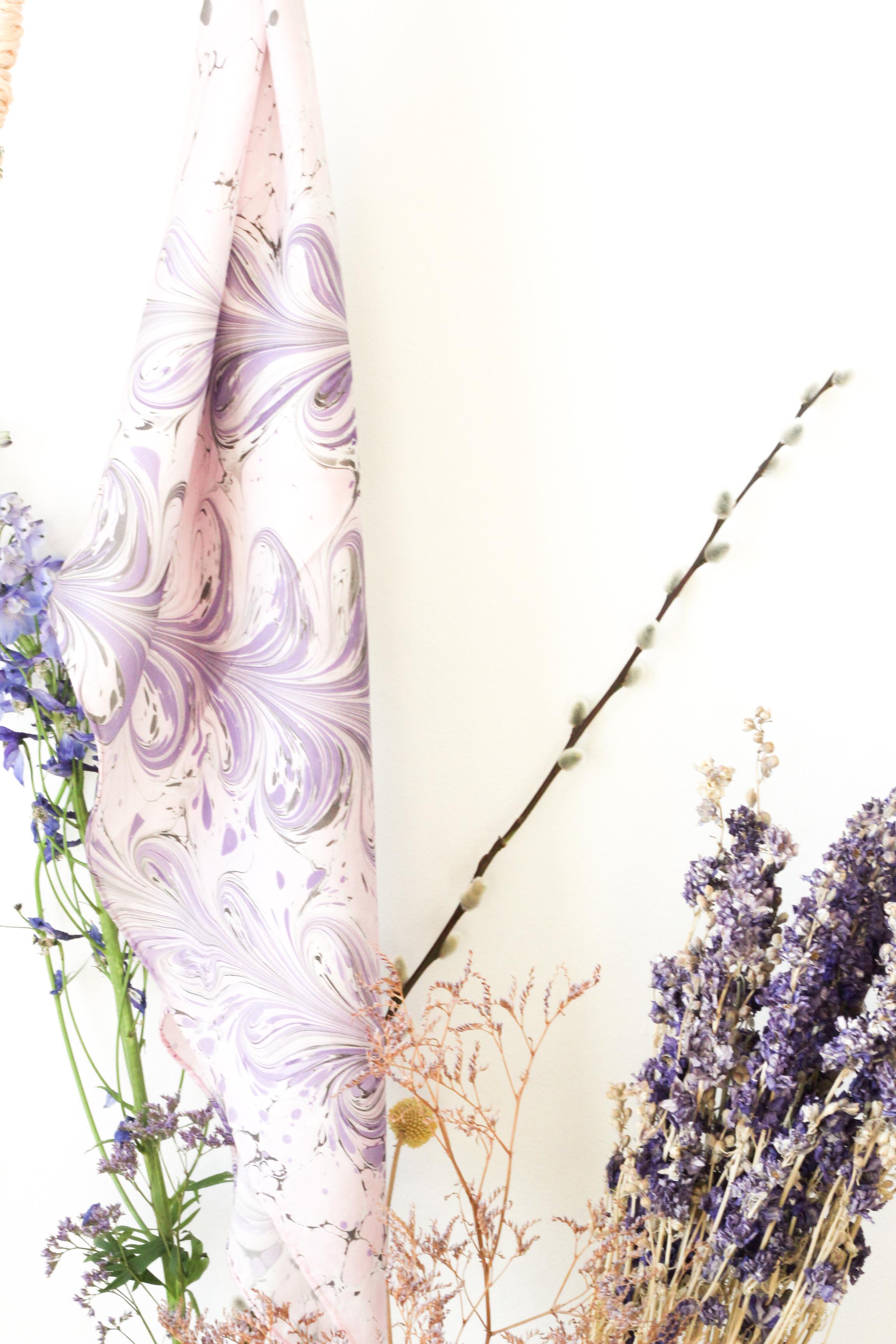 De designer van dit bijzondere label draagt de naam van de Turkse ambacht die haar moeder aan haar overdroeg