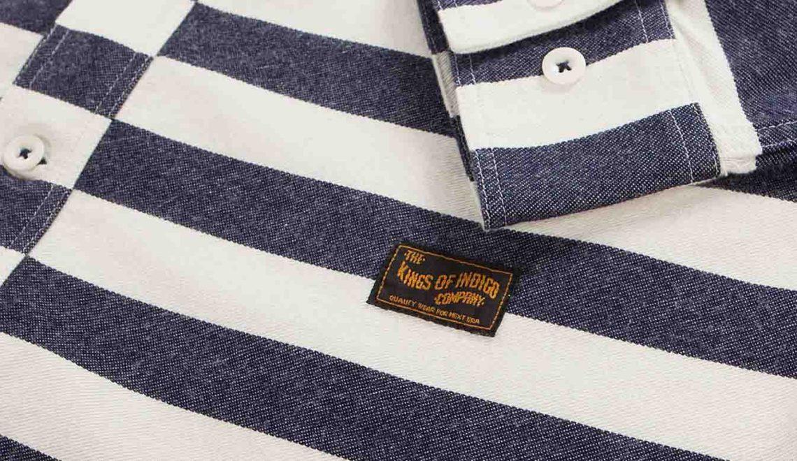 Dit denim merk stimuleert dat je zo lang mogelijk door kunt met je kleding