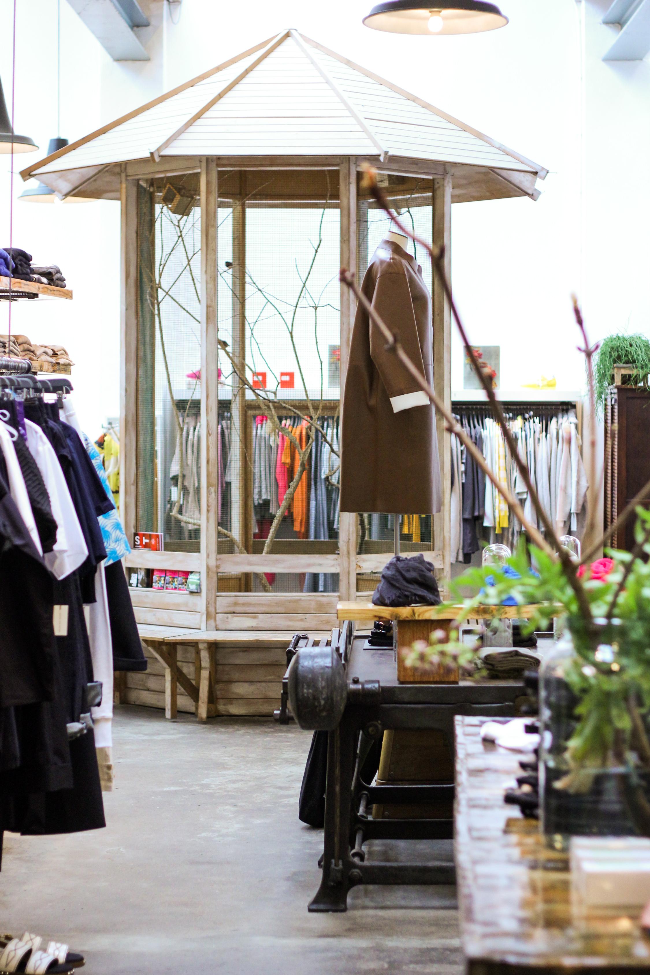 Jones in Arnhem soul store