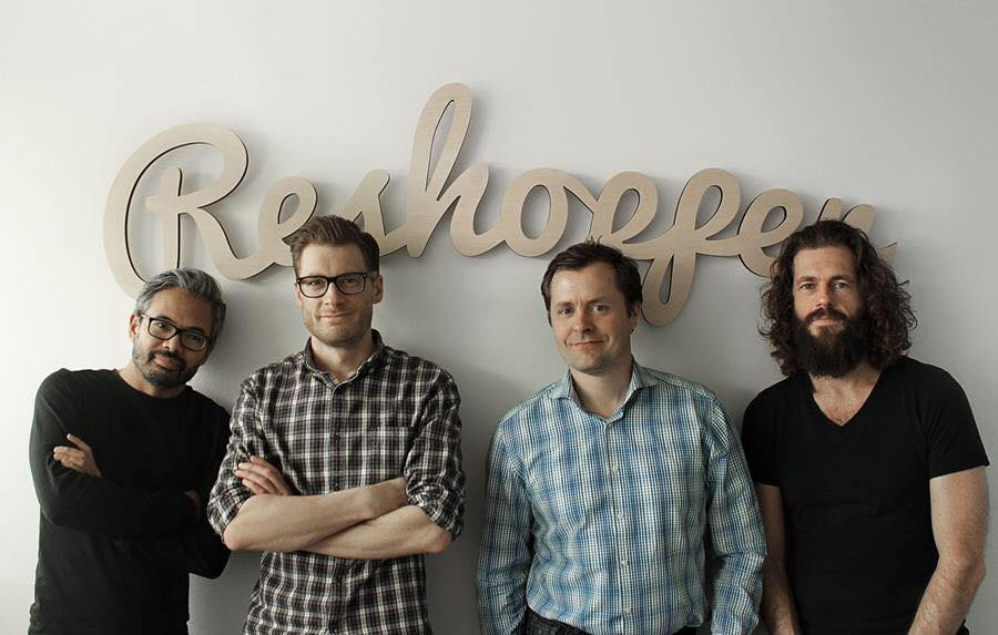 Reshopper founders