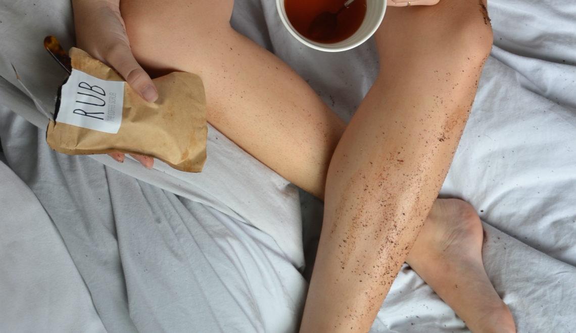Met deze natuurlijke scrub kan jouw ochtendritueel niet meer stuk