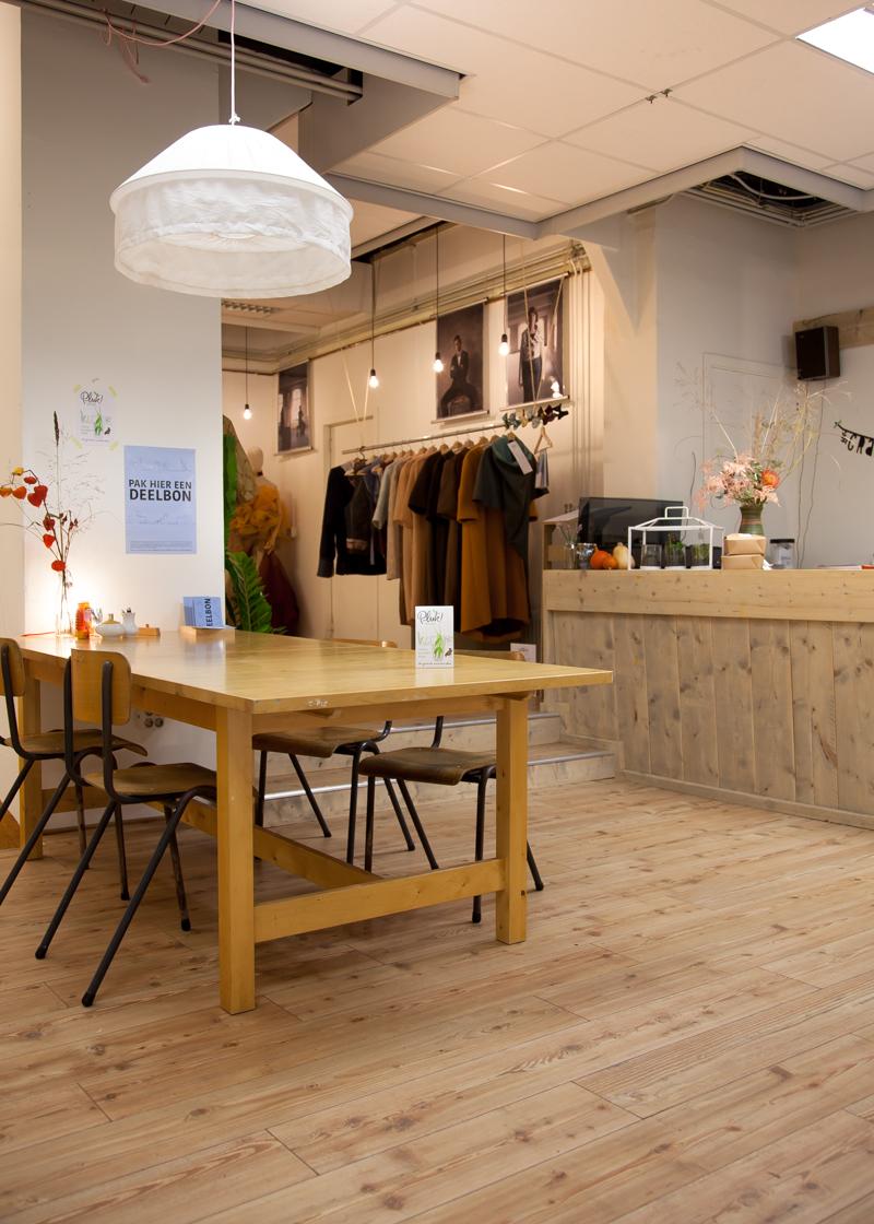 Kweek in Bergen op Zoom is alles behalve een normale winkel