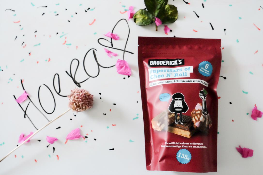 Broderick's Cookiebars