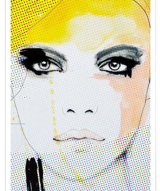 Printcrush: 5x mode-illustraties die kleur geven aan de modewereld (en je huis)