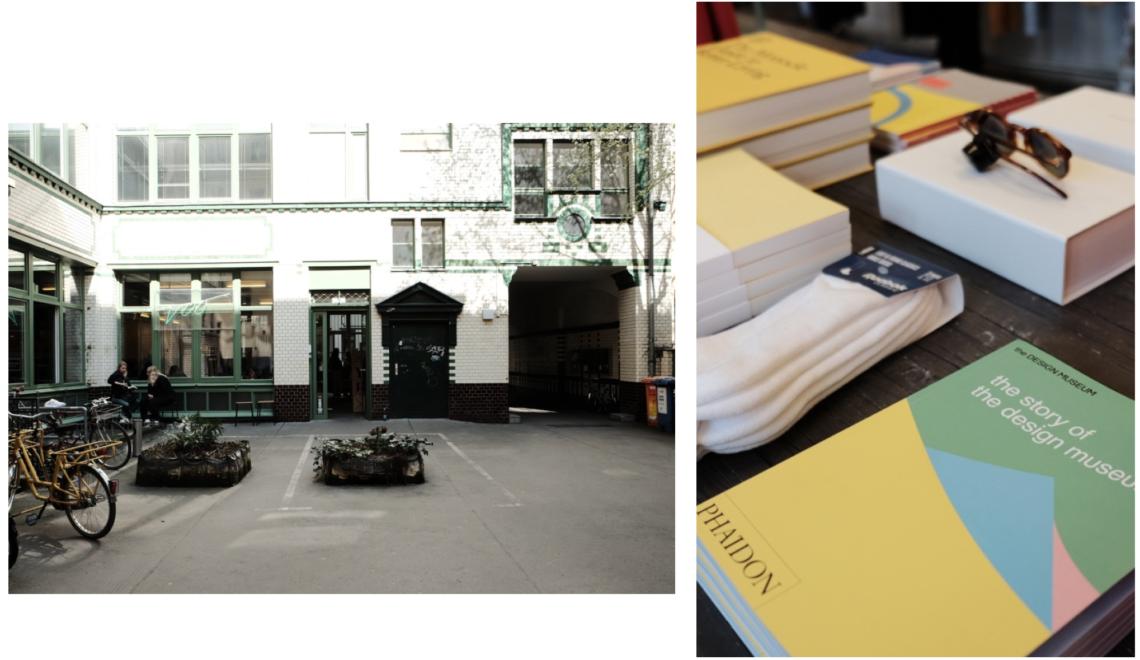 Voostore in het Berlijnse Kreuzberg: een walhalla voor high-end mode, design en de mooiste magazines