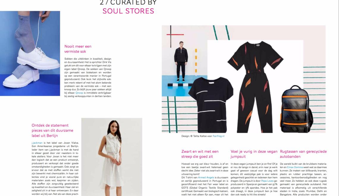 Mooi dingen op Maandag: een publicatie in F/Maggezien, de Dutch Retail Experience Awards en meubels van karton