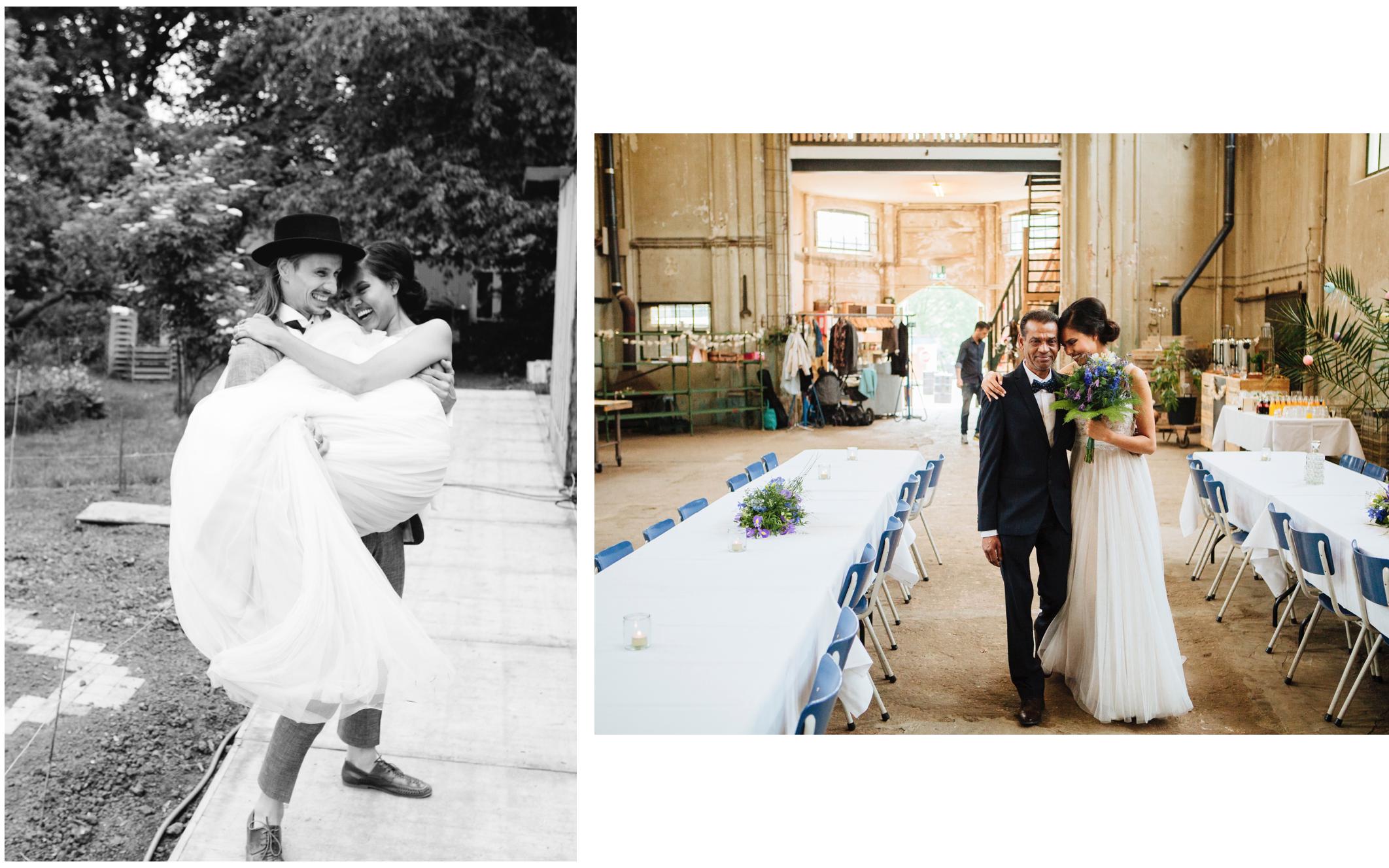 twee keer trouwen