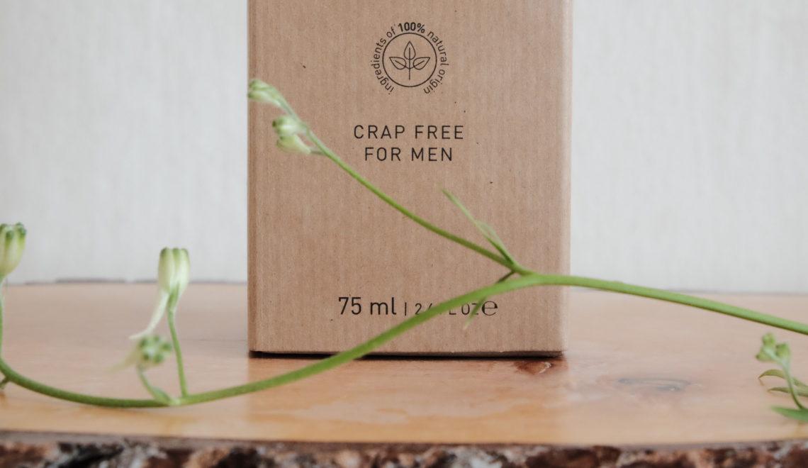 natuurlijke cosmetica voor mannen