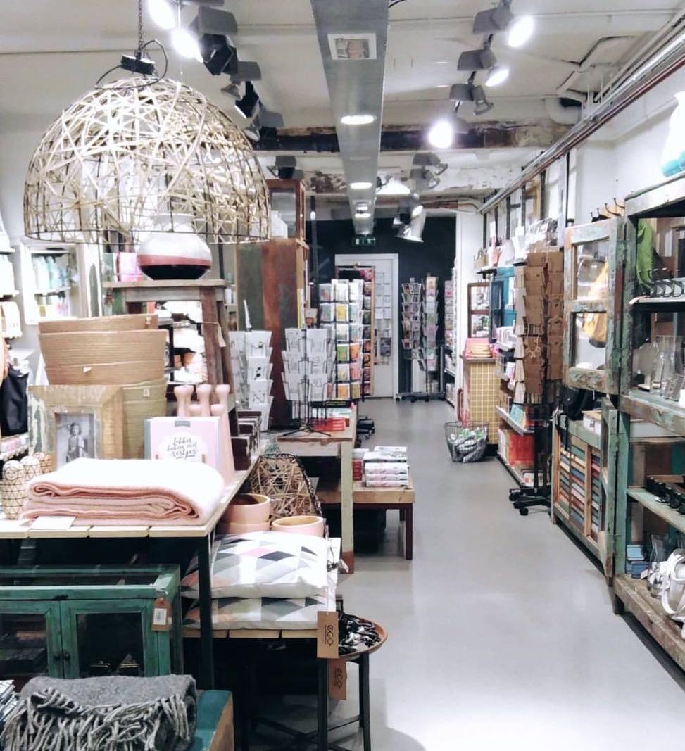 duurzame winkels
