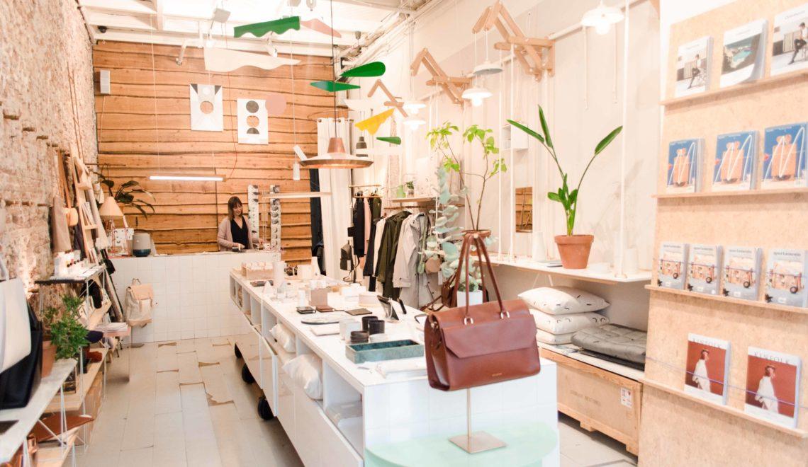 Deze winkel in de Haarlemmerbuurt brengt een tegengeluid op de versnelling in ons dagelijkse leven