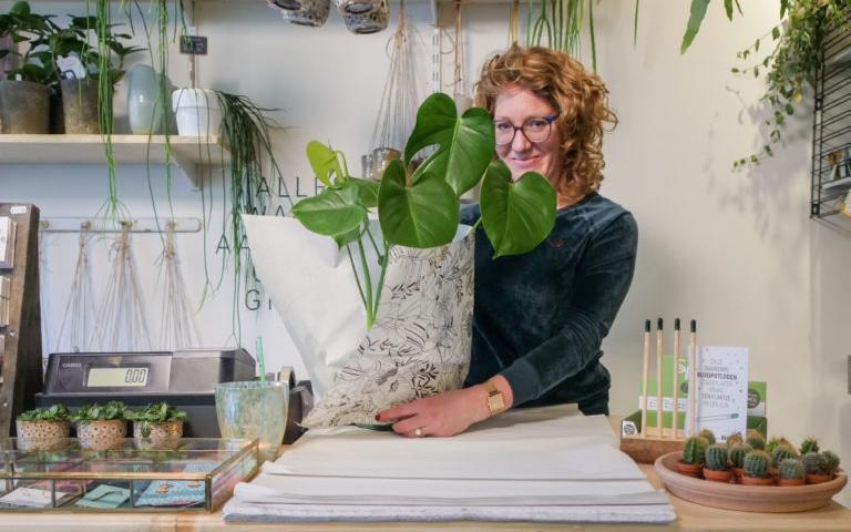 Ontdek de prachtige plantenverzameling van Rood&Bloem in Utrecht