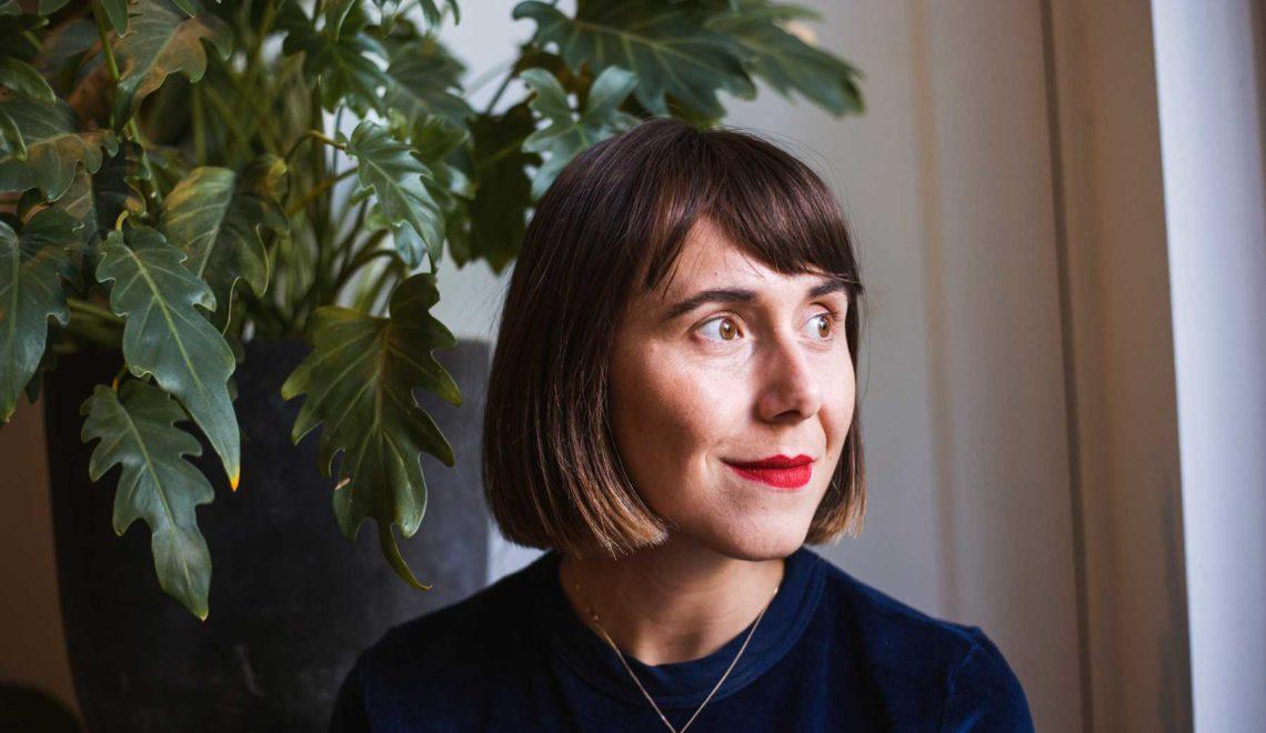Claudia Angeli van TGL over transparantie en toegankelijkheid van duurzame kleding