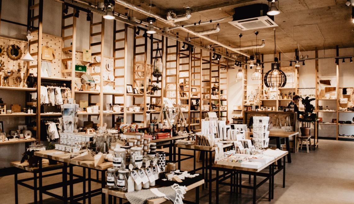Waarom Winkel vol winkeltjes de moeite waard is om voor om te rijden