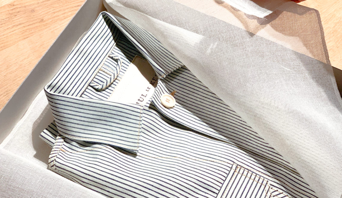 Modeontwerper en kledingsorteerder: Reshare en Hul Le Kes gaan de strijd aan tegen textielverspilling
