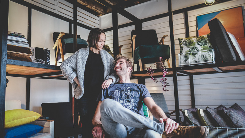 In dit meubelatelier in Utrecht krijgen design fauteuils een tweede leven