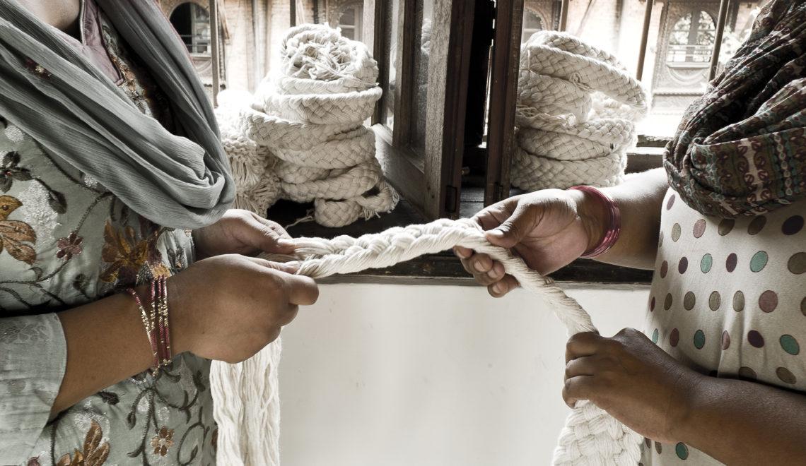 Waarom 'Handmade in Nepal' meer is dan alleen een goed verhaal