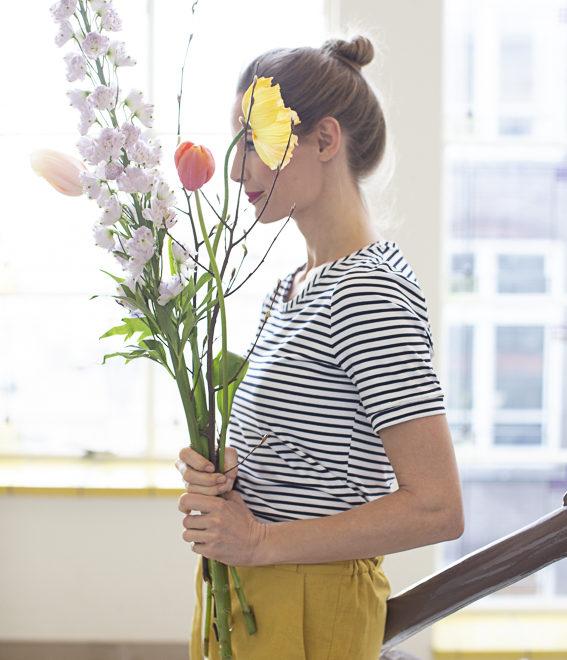 """Modeontwerper Marjolein Elisabeth: """"Duurzaamheid mag niet ten koste gaan van creativiteit"""""""