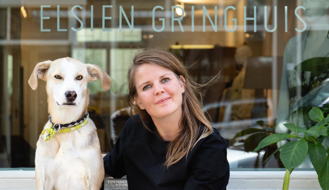 Waarom Elsien Gringhuis de overstap maakt naar made-to-order en een eigen shop