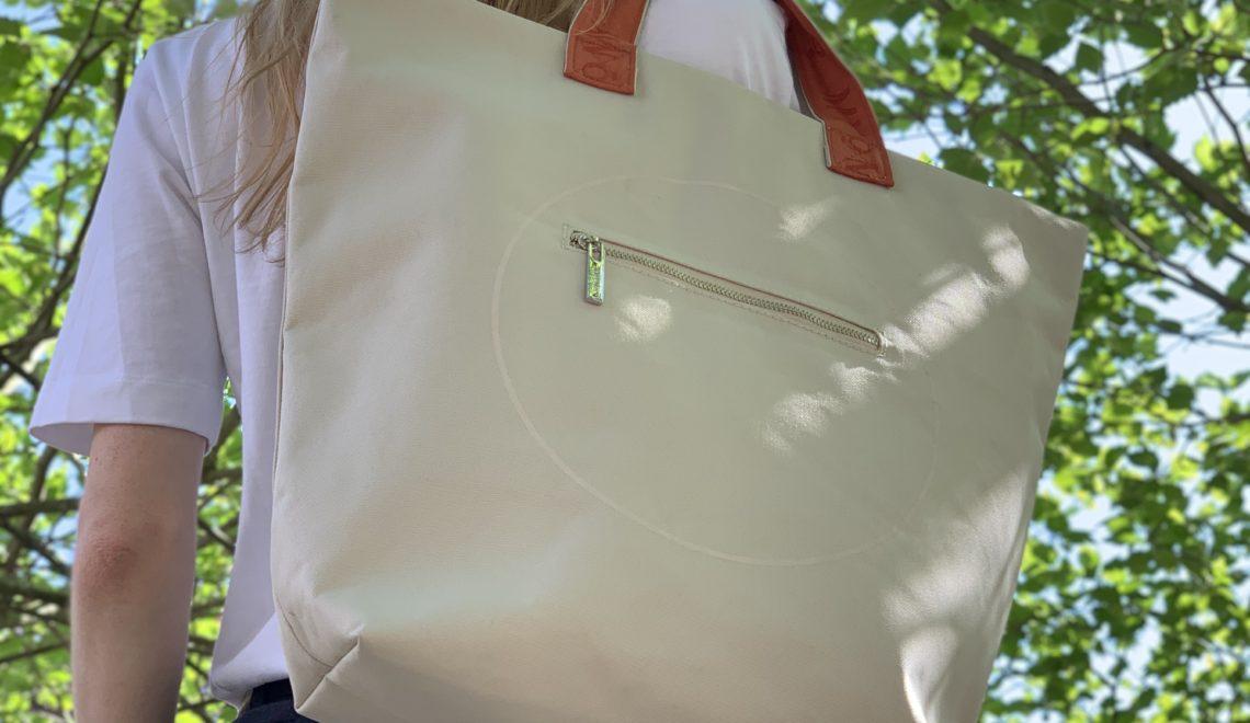 My Circle Bag: voor deze nieuwe tassen zijn meer dan 224 duizend plastic flessen uit de oceaan gered
