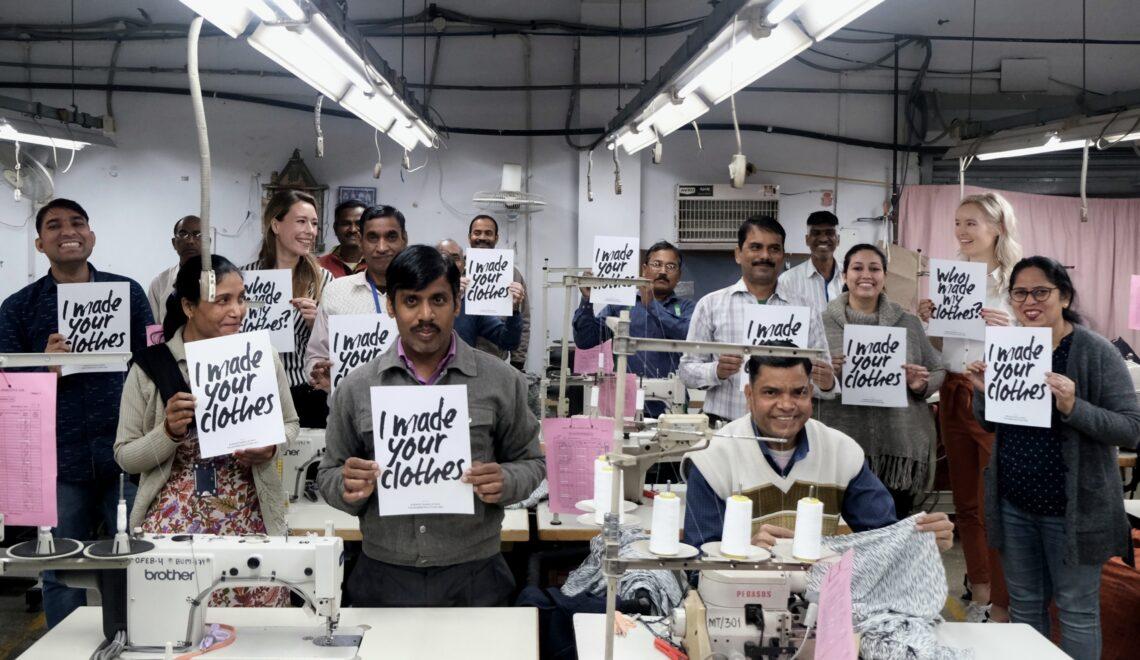 Waarom kledingfabrieken in India niet altijd slecht nieuws zijn
