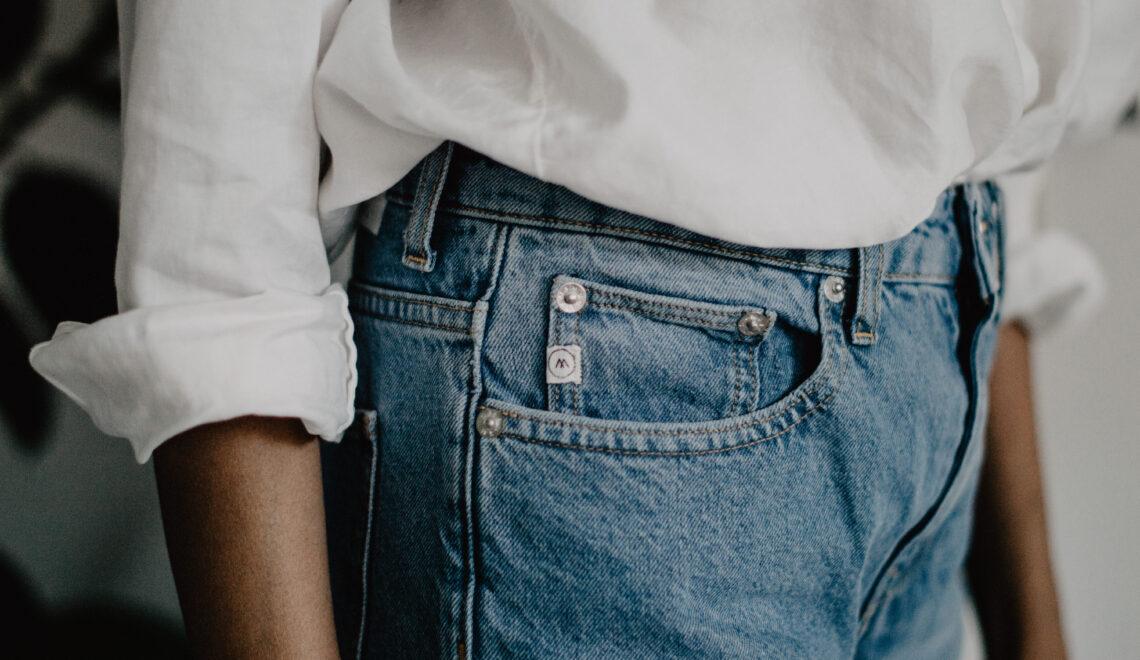 Hoe MUD Jeans werkt aan een volledig circulaire jeans